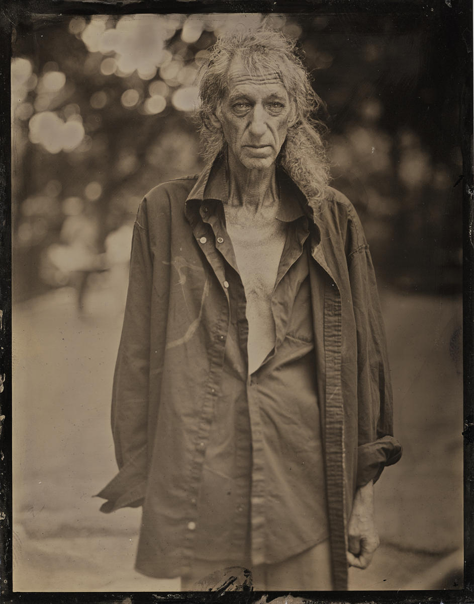 Stephen.Told us Walker Evans was in love with his girlfriend.